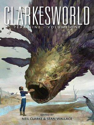 cover image of Clarkesworld Year Nine