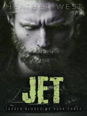 cover image of Jet (Book 3)