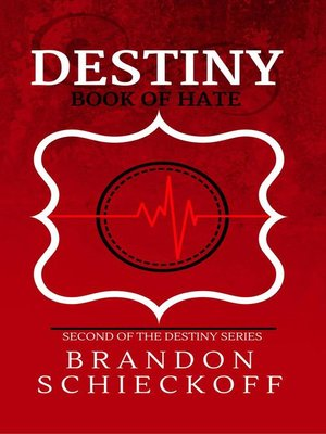 cover image of Book of Hate: Destiny, #2