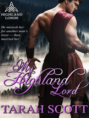 cover image of My Highland Lord