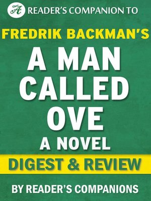 cover image of A Man Called Ove