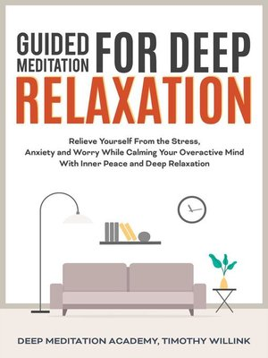 cover image of Guided Meditation for Deep Relaxation