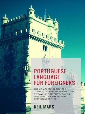 cover image of Portuguese Language for Foreigners