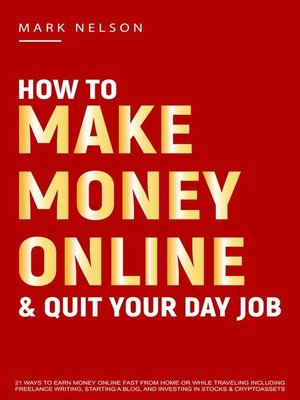 cover image of How to Make Money Online & Quit Your Day Job