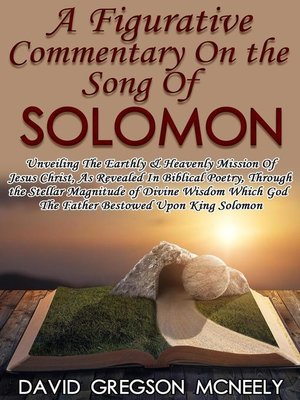 cover image of A Figurative Commentary On the Song of Solomon