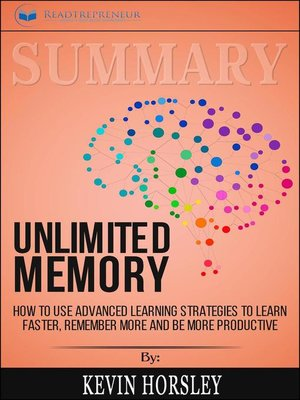 cover image of Summary of Unlimited Memory