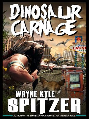 cover image of Dinosaur Carnage