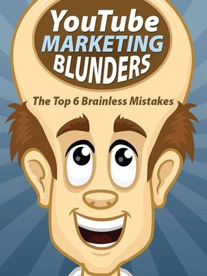 cover image of YouTube Marketing Blunders