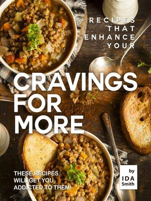 cover image of Recipes That Enhance Your Cravings for More