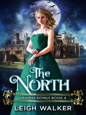 cover image of Vampire Royals 4