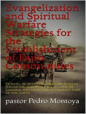 cover image of Evangelization and Spiritual Warfare Strategies for the Establishment of Faith Communities