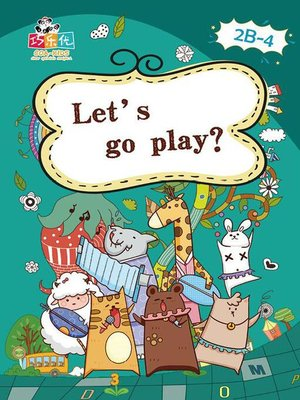 cover image of Let's go Play.
