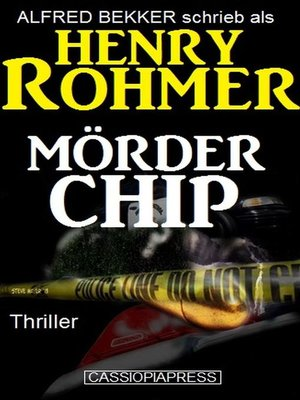 cover image of Mörder Chip