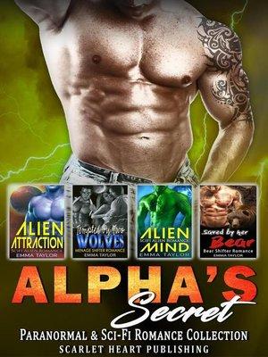 cover image of Alpha's Secret