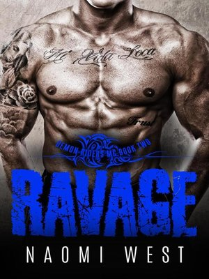 cover image of Ravage (Book 2)