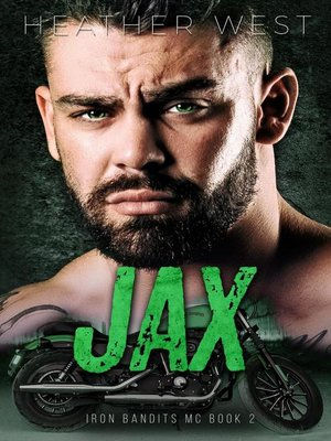 cover image of Jax (Book 2)