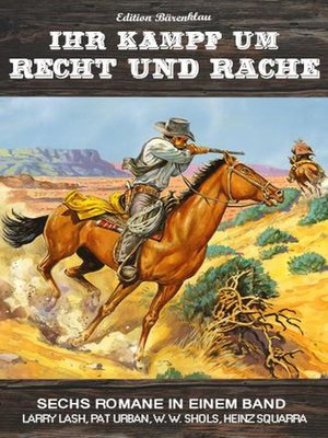 cover image of Ihr Kampf um Recht und Rache