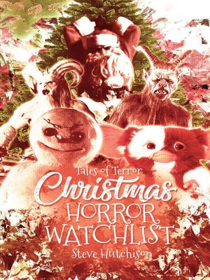 cover image of Christmas Horror Watchlist