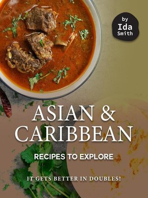 cover image of Asian and Caribbean Recipes to Explore