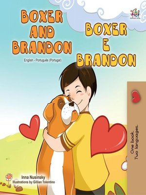 cover image of Boxer and Brandon (English Portuguese Bilingual Book--Portugal)