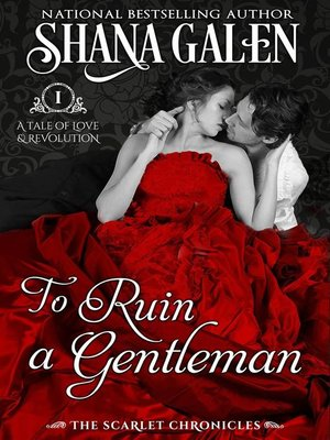 cover image of To Ruin a Gentleman