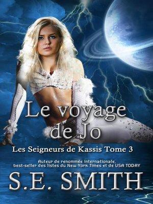 cover image of Le voyage de Jo