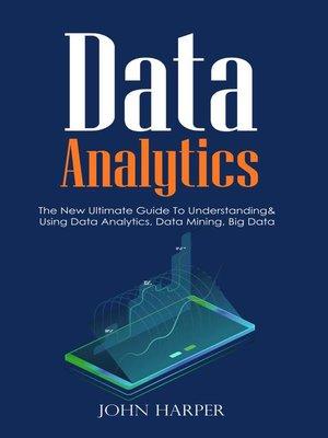 cover image of Data Analytics