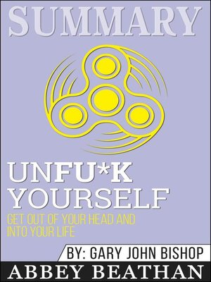 cover image of Summary of Unfu*k Yourself