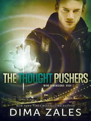 cover image of The Thought Pushers (Mind Dimensions Book 2)