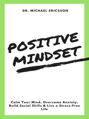 cover image of Positive Mindset