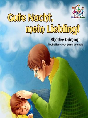 cover image of Gute Nacht, mein Liebling!