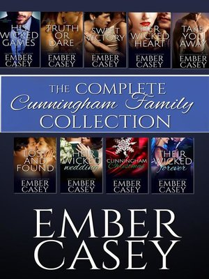cover image of The Complete Cunningham Family Collection