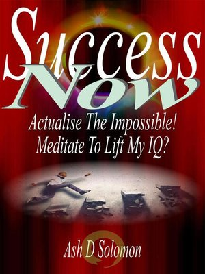 cover image of Success Now