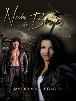"""cover image of """"Noche de Brujas"""""""