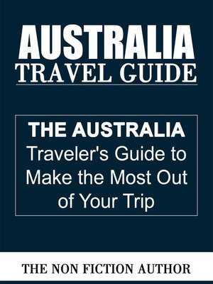 cover image of Australia Travel Guide