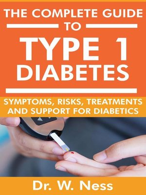 cover image of The Complete Guide to Type 1 Diabetes
