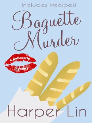cover image of Baguette Murder
