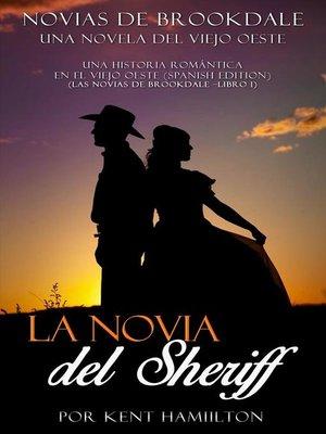cover image of La novia del Sheriff