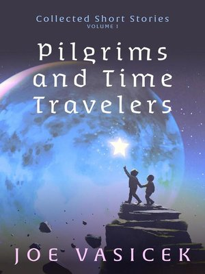 cover image of Pilgrims and Time Travelers