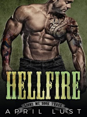 cover image of Hellfire (Book 3)