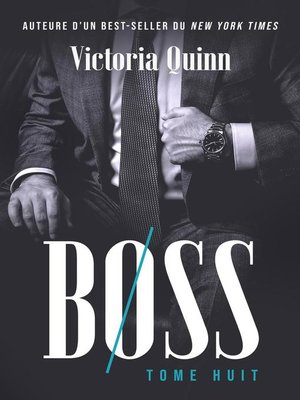 cover image of Boss Tome huit