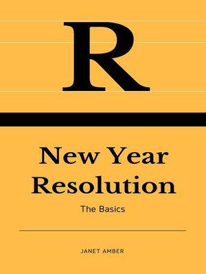 cover image of New Year Resolution