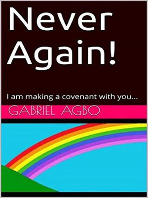 cover image of Never Again!