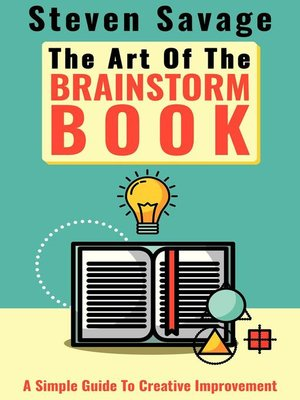 cover image of The Art of the Brainstorm Book