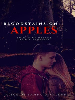 cover image of Bloodstains on Apples