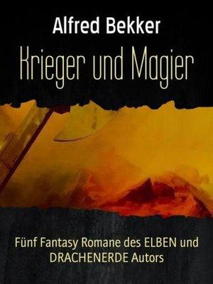 cover image of Fünf Fantasy Romane