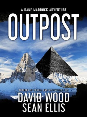 cover image of Outpost- a Dane Maddock Adventure