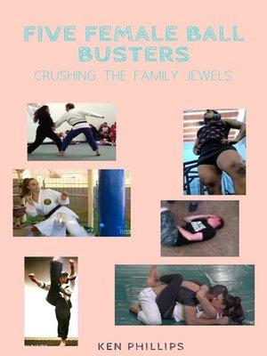 cover image of Five Female Ball Busters