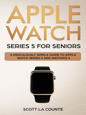cover image of Apple Watch Series 5 for Seniors