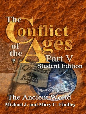 cover image of The Conflict of the Ages Student Edition V the Ancient World